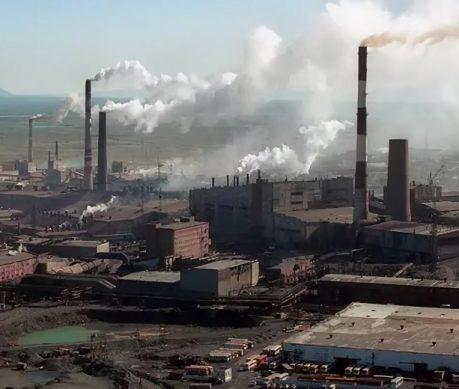 дзержинск самый грязный город россии 2019