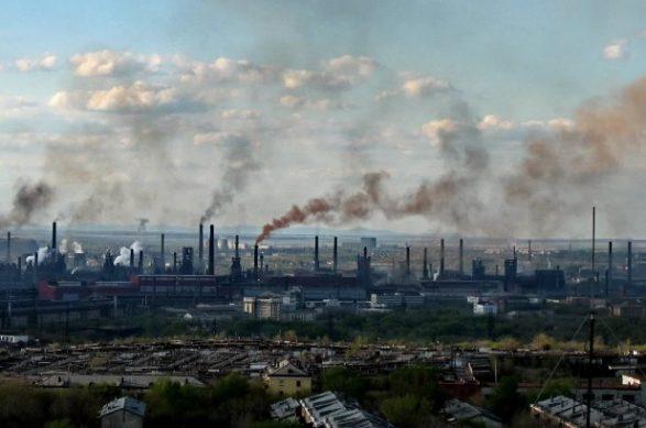 саые грязные города россии в 2019 году ангарск