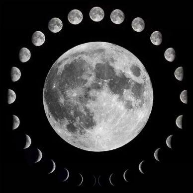 фазы луны на май 2019