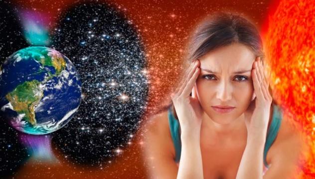 как магнитные бури влияют на самочувствие человека