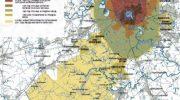 Новые границы и карта Москвы на 2019 год