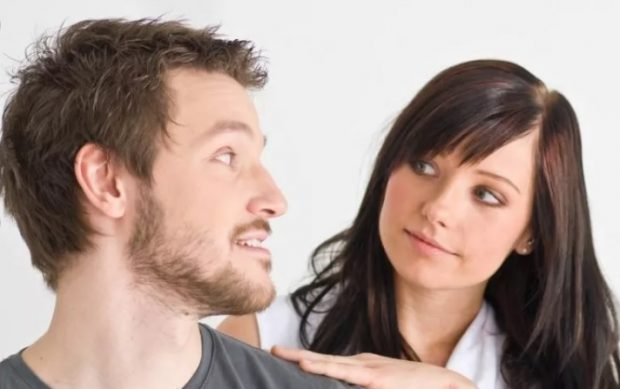 когда лучше говорить с мужчиной