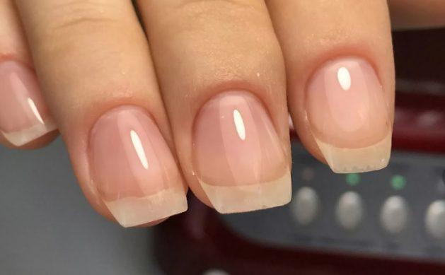 трапециевидные ногти