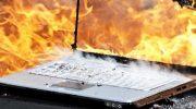Почему перегревается ноутбук — основные причины