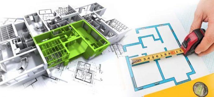как будет выглядеть план перепланировки квартиры