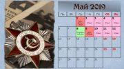 Майские праздники 2019: как отдыхаем