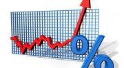 Банк России сообщил о росте максимальной процентной ставки по рублевым вкладам