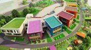 Особенности проектирования детских садов