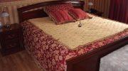 Правила выбора покрывала для спальни