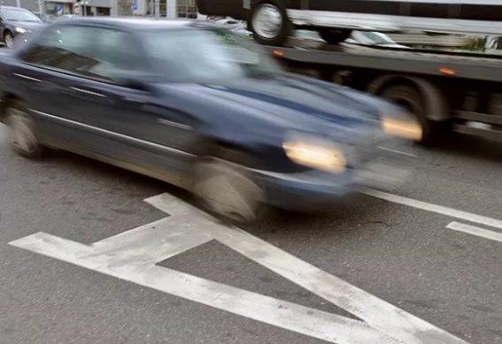 водитель легкового авто может получить штраф за проезд по автобусной полосе 2019
