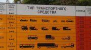 Новые тарифы на проезд по платным дорогам с 15 апреля 2019 года