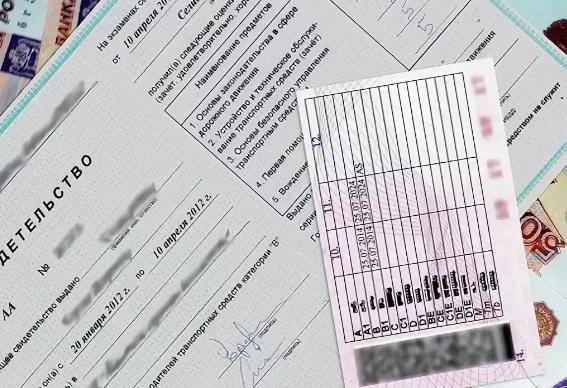 госпошлина за водительское удостоверение размер 2019