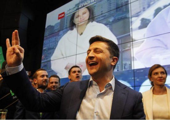 победитель второго тура выборов в украине