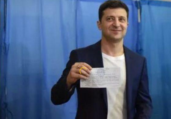 итоги выборов украина кто стал президентов узнать онлайн