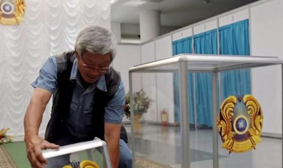 досрочные выборы президента казахстана