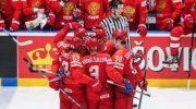 Швеция – Россия: счет матча чемпионата мира по хоккею