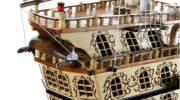 Модели кораблей в подарок