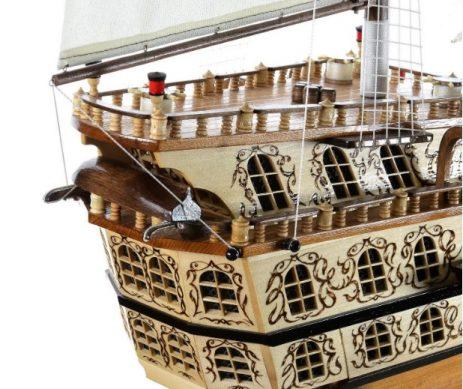 выбрать модели кораблей в подарок