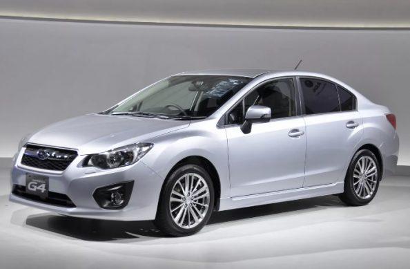 Subaru Impreza (G4)
