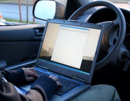 интернет в автомобиле