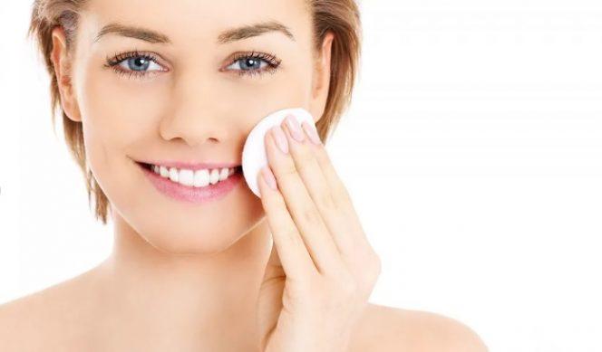 поверхностное очищение кожи лица рецепты