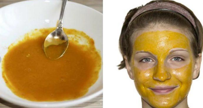 рецепт маски глубоко очищающей