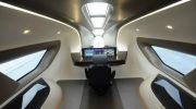 Новый китайский поезд со скоростью 600 км/ч