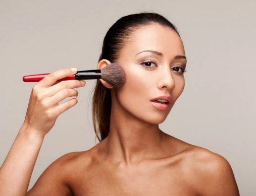 правильно наносим макияж