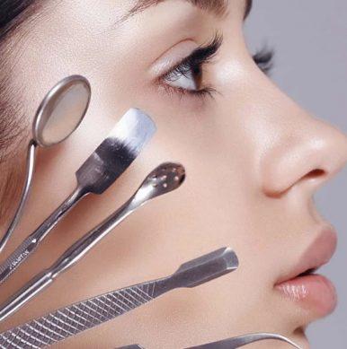 инструменты для мануальной чистки лица