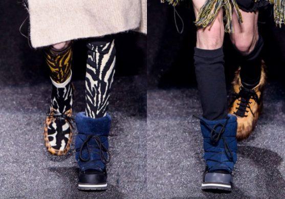 массивная обувь 2019