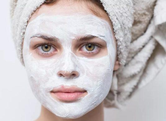 маска для лица тонизирующая