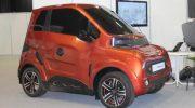 Электромобиль Zetta — сколько стоит новый российский электромобиль