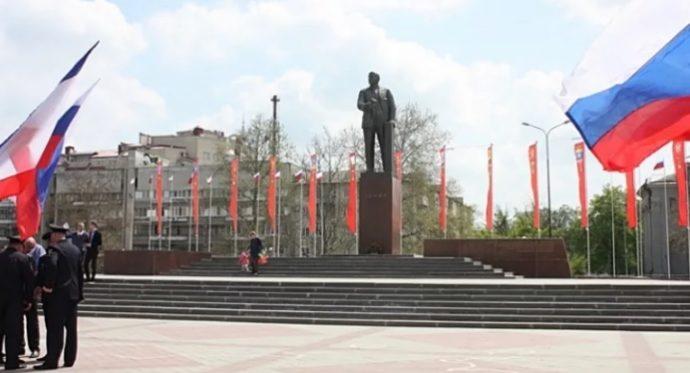 симферопольский джаз на площади ленина