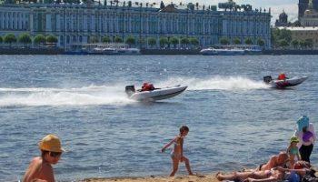 Прогноз погоды в Санкт-Петербурге в июне 2019 года