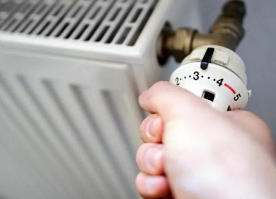какая температура должна быть при отключении тепла в домах