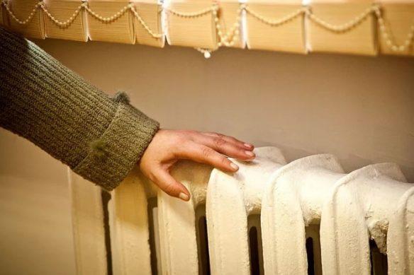 график отключения тепла в москве
