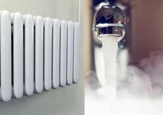 график отключения тепла в домах в москве и подмосковье