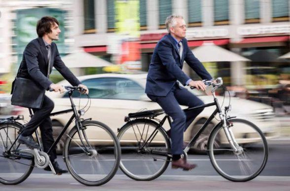 на работу на велосипеде всероссийская акция