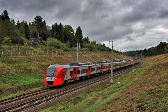 российские поезда 2019