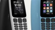 Новые телефоны Nokia 105 и Nokia 130