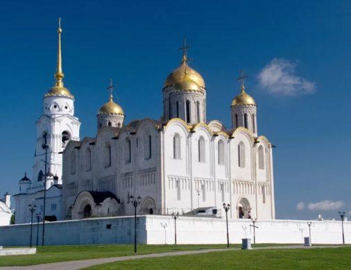 достопримечательности золотое кольцо россии