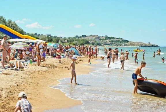 отдых на азовском море пансионаты кубани