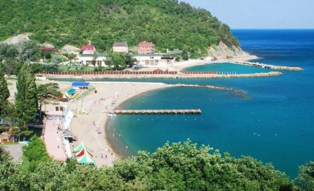 базы отдыха на черном море