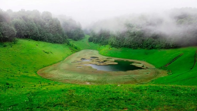 сочи хмелевские озера