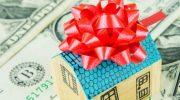 Как сделать подарок и не заплатить взносы