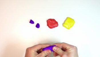 Как почистить ковер от пластилина в домашних условиях