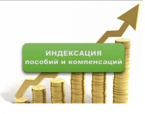 индексация социальных выплат и пособий