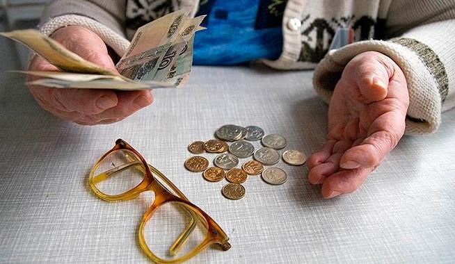 переход на пенсию умершего мужа