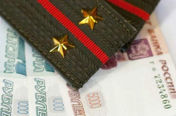 какая зарплата у военных РФ и повысят ли ее?