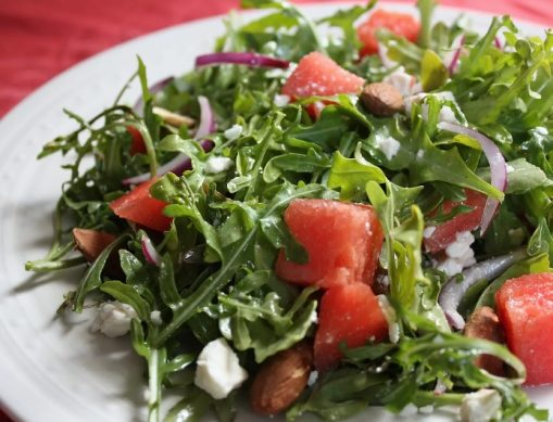 рецепты летние салаты 2019 года